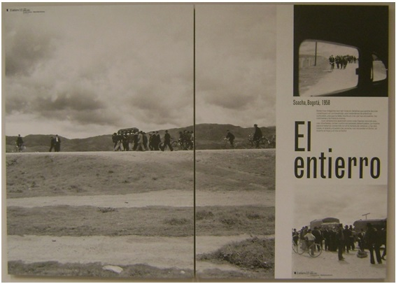 Panel de la Exposición Nereo López, un contador de historias