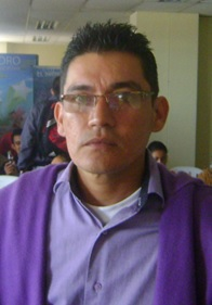 El arqueólogo William Maldonado, director del grupo de investigadores