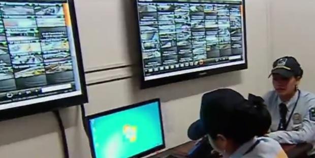 Centro de monitoreo y grabación que funcionará las 24 horas del día.
