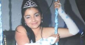 Leydi Lorena Martínez, era una niña muy alegre e inteligente.