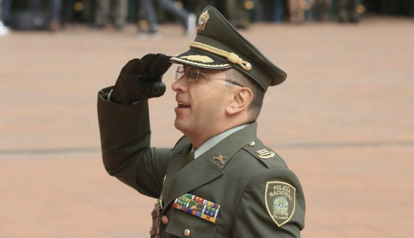 coronel Edwin Chavarro Rojas