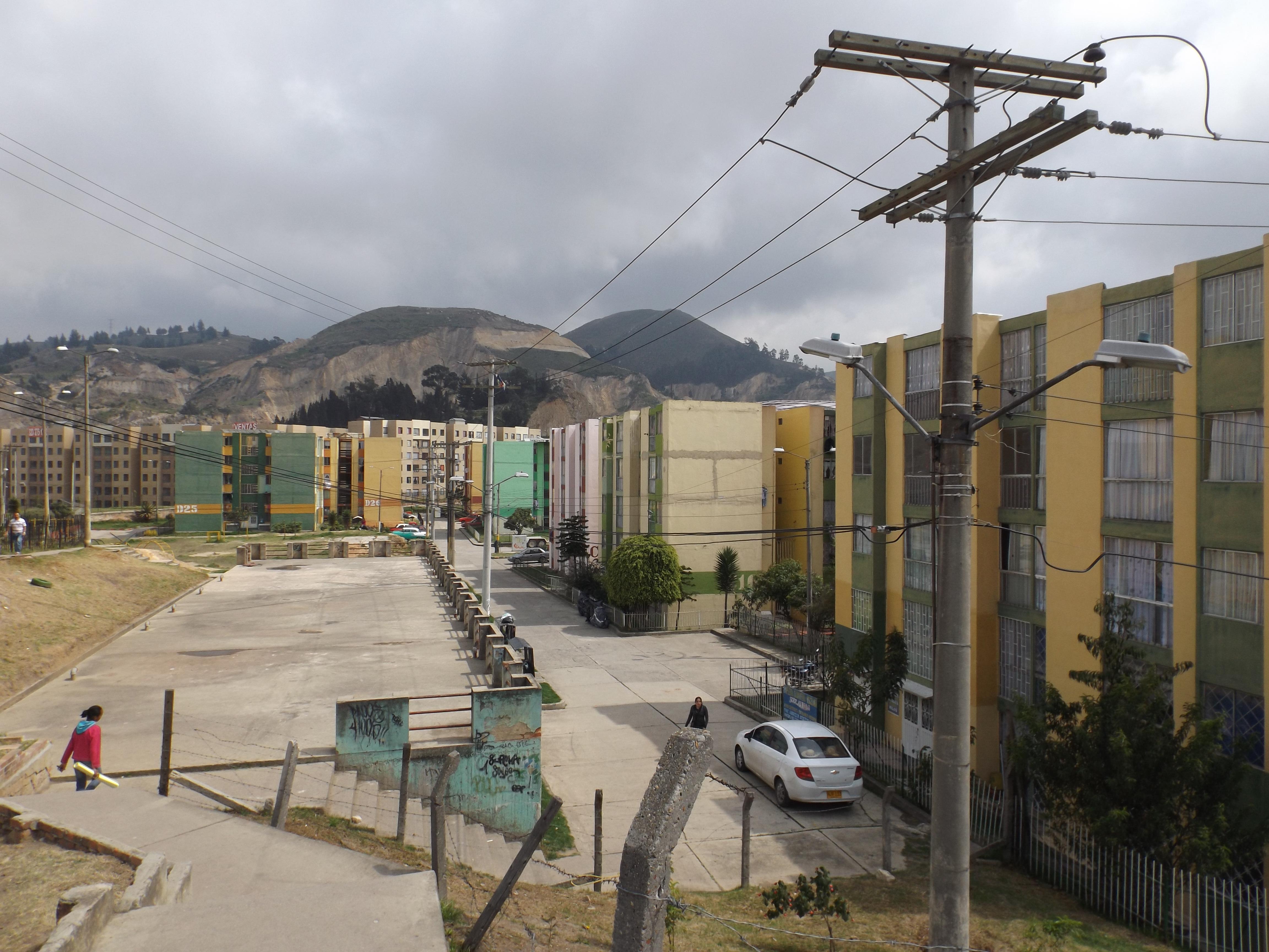 Barrio San Carlos de Soacha