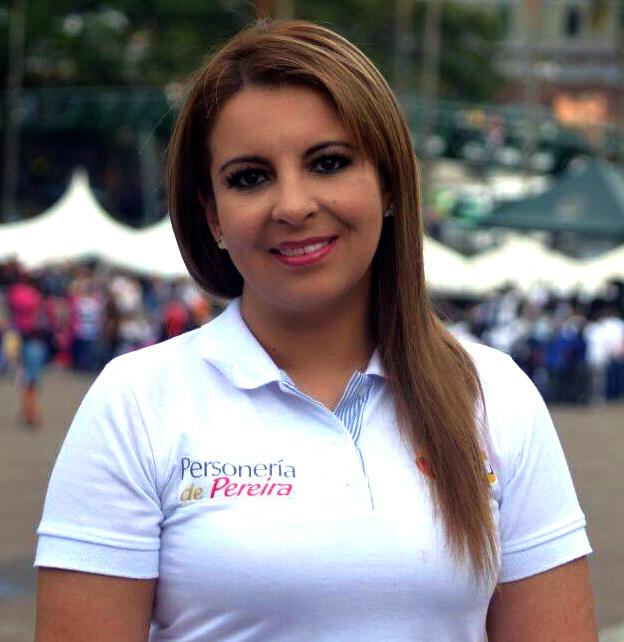 Personera de Pereira, Sandra Lorena Cárdenas