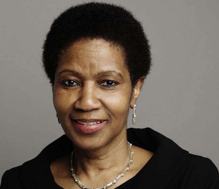 Phumzile Mlabo-Ngcuka, directora ejecutiva de ONU-Mujeres