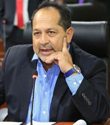 Diputado Juan Carlos Coy Carrasco.