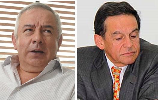Orlando Fajardo y Luis Gabriel Nieto