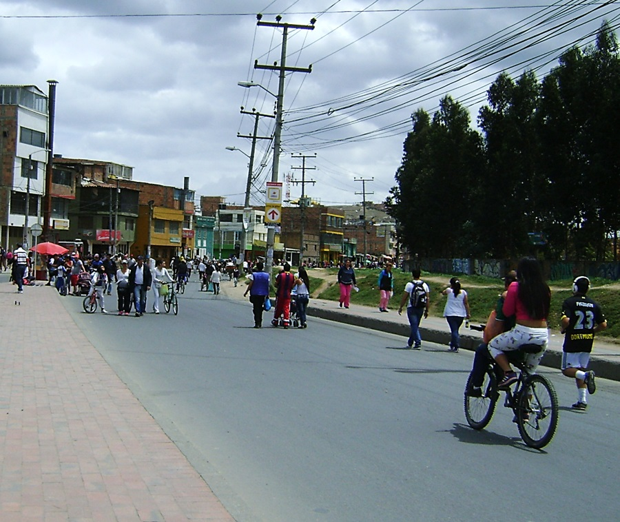 ciclovía 2