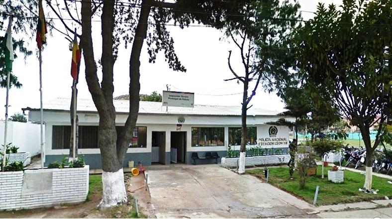 Estación de Policía León XIII de Soacha