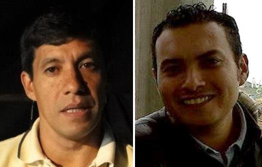Consejeros Freddy Benavides y Willington Rivera Beltrán.