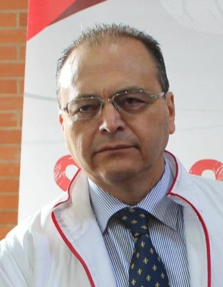 Hernán Castellanos, secretario de Educación de Soacha.