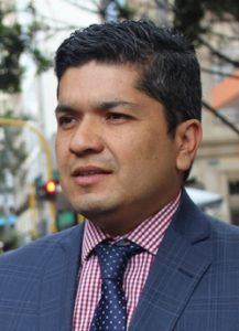Representante Carlos Eduardo Guevara