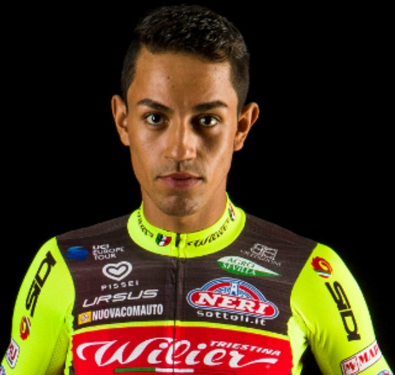 Daniel Felipe Martínez en la élite del ciclismo mundial ... Felipe Daniel Martinez
