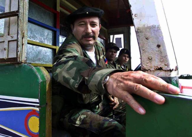 COLOMBIA-ECUADOR-FARC-CORREA-MONO JOJOY