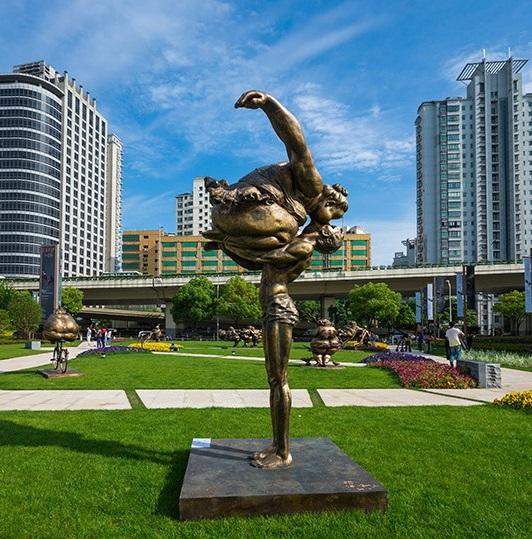 Escultura-xu_hongfei-Shangai