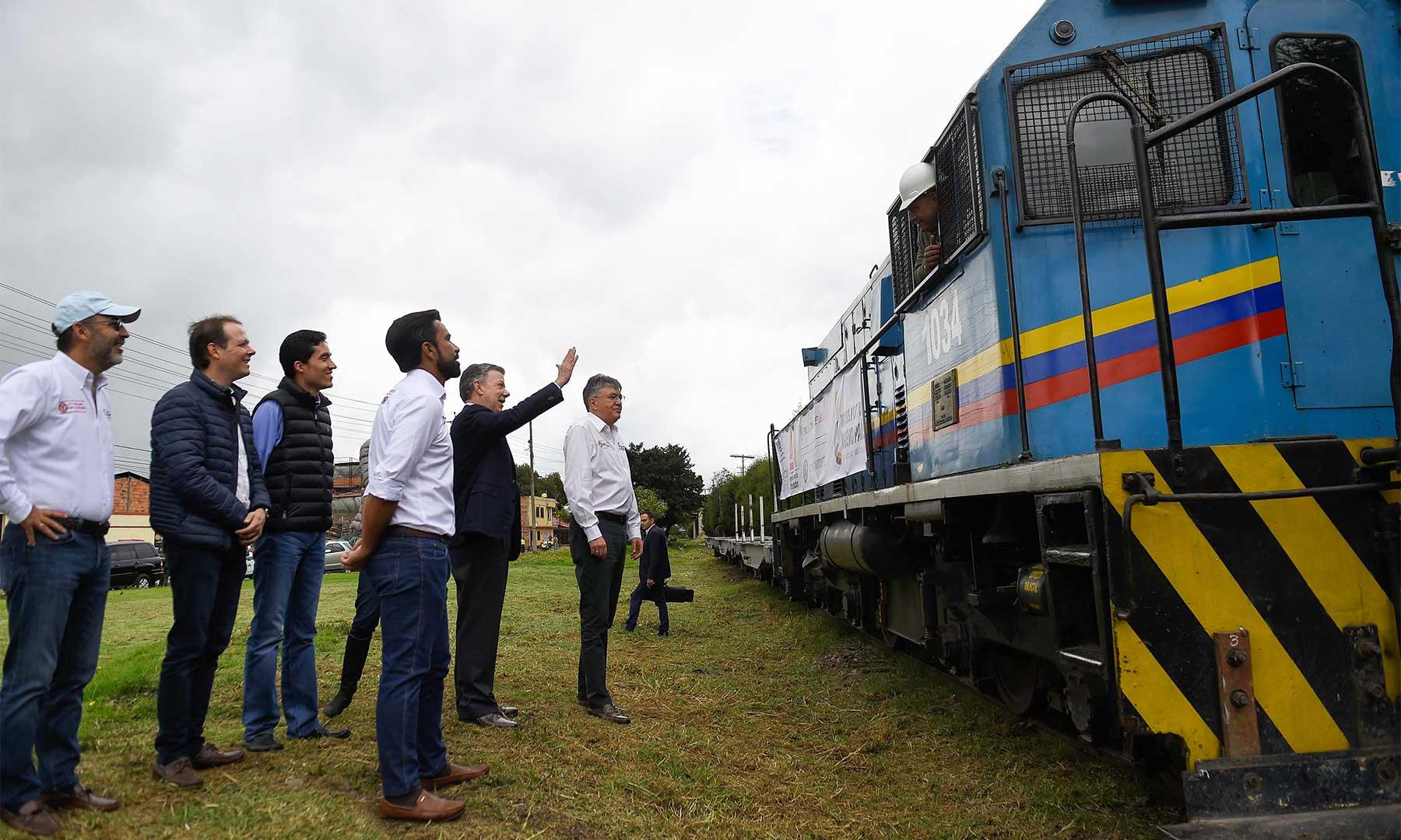 El Reigotram, proyecto estratégico, es un tren ligero que en un trayecto de 41 kilómetros comunicará Bogotá con el municipio de Facatativá.