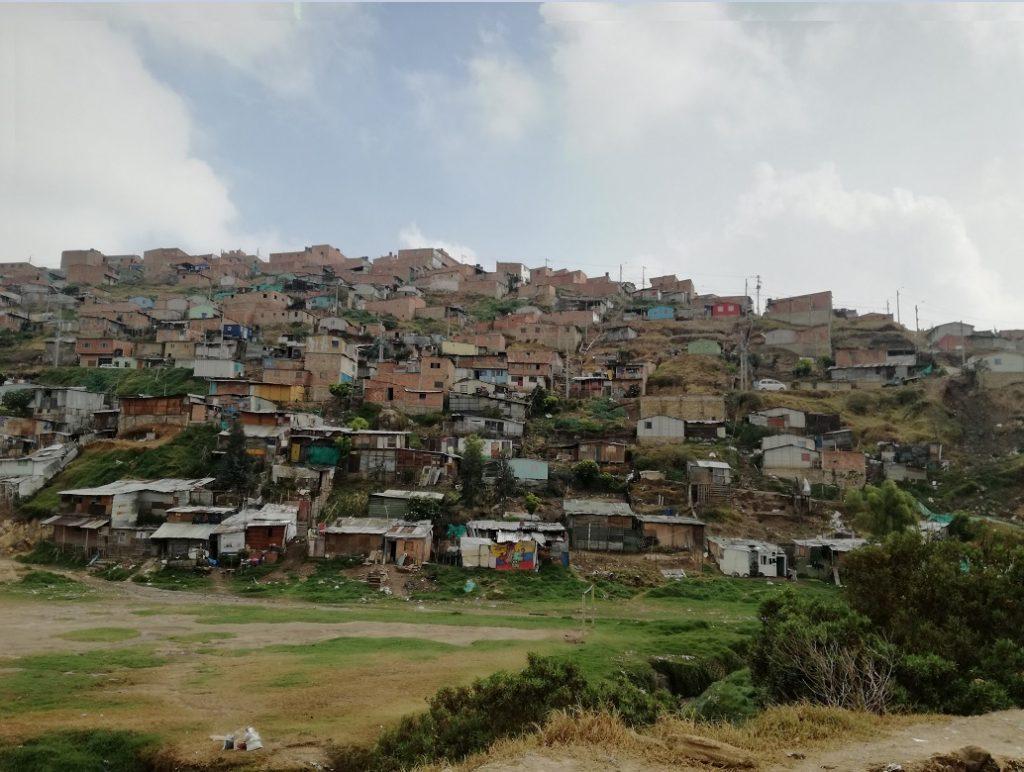 Altos de Cazucá. Fotografia Henry Barbosa. (Dar clic para ampliar)