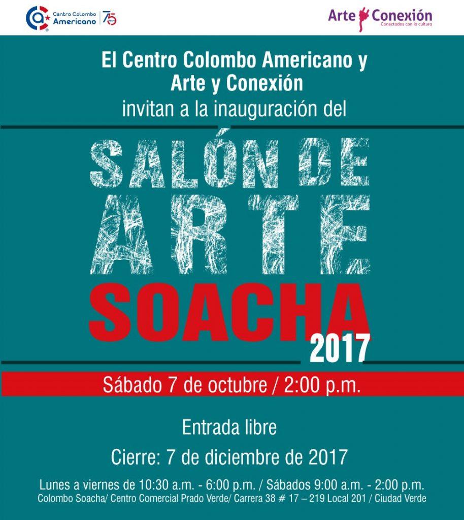Salón de Arte Soacha 2017