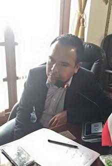 Concejal Camilo Andrés Nemocón Valenzuela