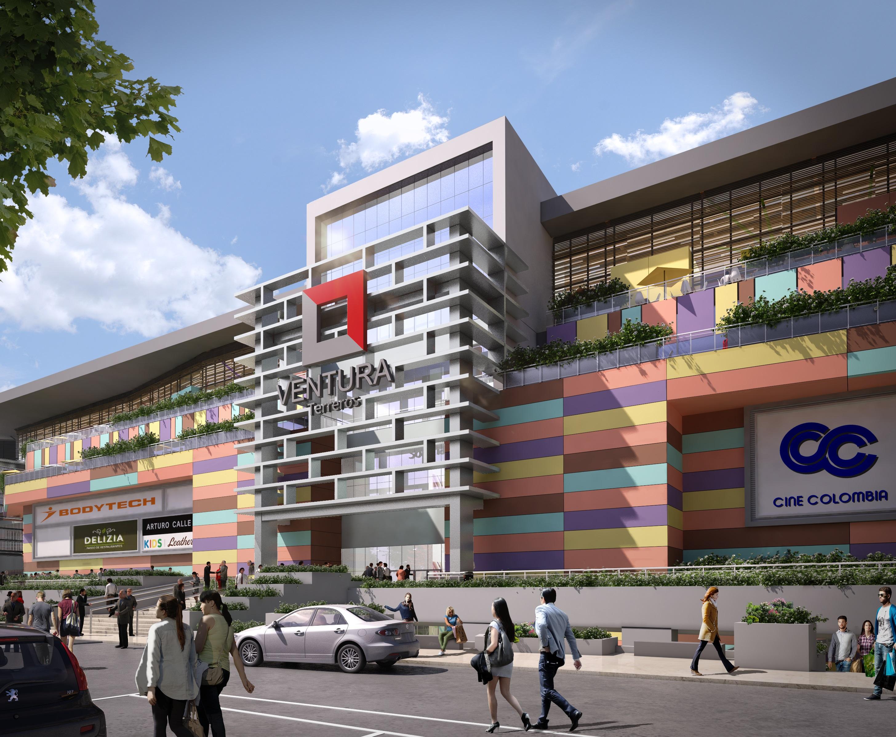 Centro comercial ventura terreros la nueva oferta - La illa centro comercial ...
