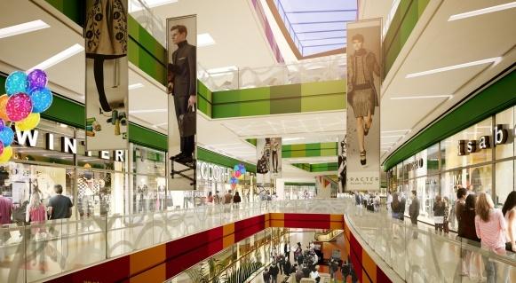 Centro Comercial Ventura Terreros 2