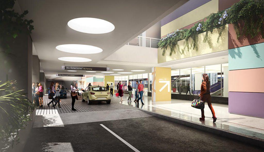 Centro Comercial Ventura Terreros 4
