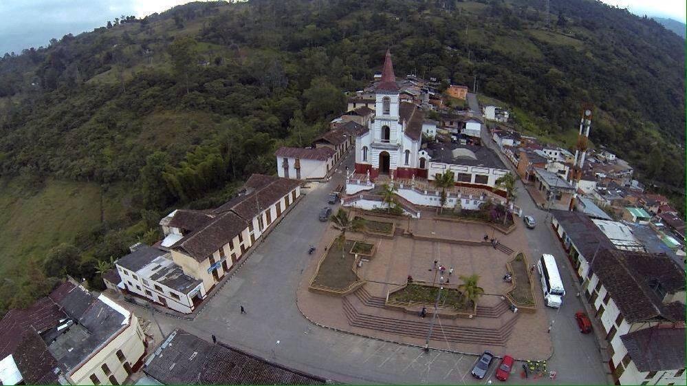 Municipio de Ubalá.
