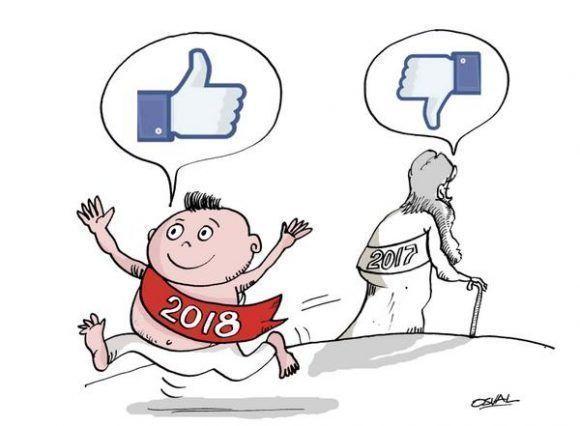 año nuevo 1