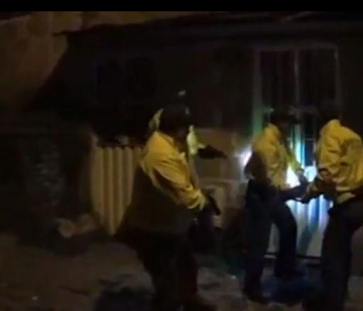 Operativos realizados por la Policía permitió la captura de los sospechosos.