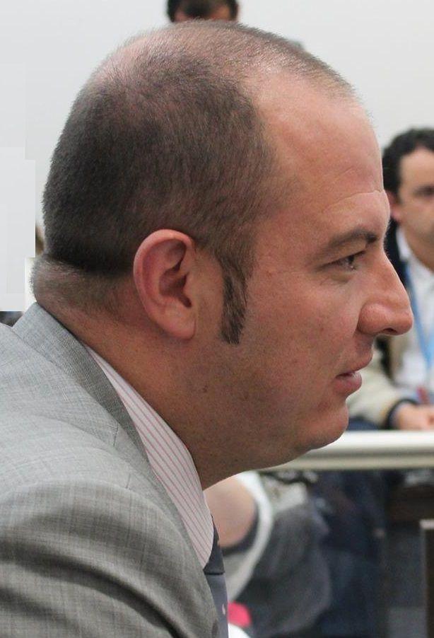 Eduardo Contreras Ramírez