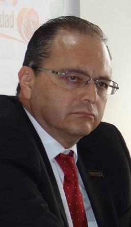 Hernán Castellanos Ramírez, secretario de Educación de Soacha