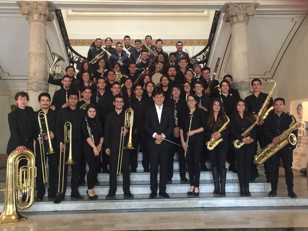 Banda Sinfónica Juvenil de Cundinamarca
