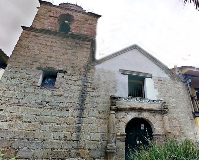 Capilla colonial de Nuestra Señora del Rosario en La Calera