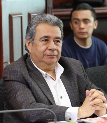 Eleázar González Casas, alcalde de Soacha