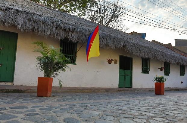 Casa Museo Policarpa Salavarrieta en el municipio de Guaduas.