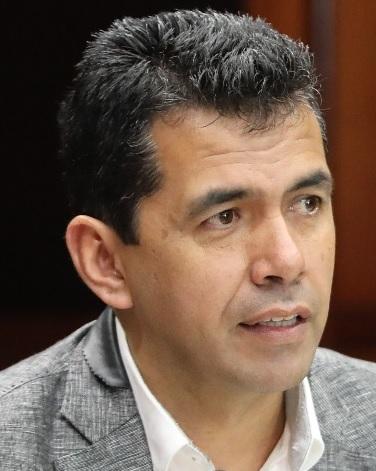 Ricardo López Arévalo, contralor de Cundinamarca