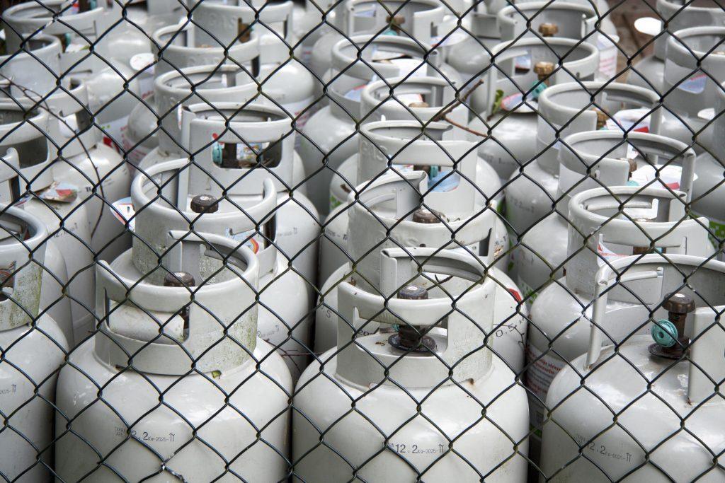 cilindros ilegales GASNOVA