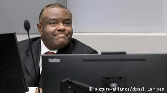 En 2008, fue procesado el líder miliciano congolés Jean-Pierre Bemba por crímenes de lesa humanidad.