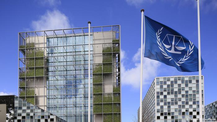 Sede de la CPI en los Países Bajos.