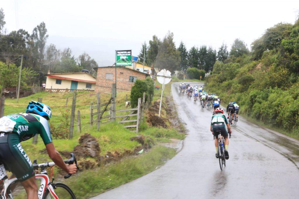 Tercera etapa Vuelta a Cundinamarca 2