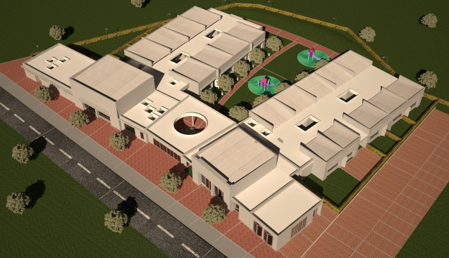 Centro de Desarrollo Infantil TorrentesVISTA GENERAL DEL CDI TORRENTES