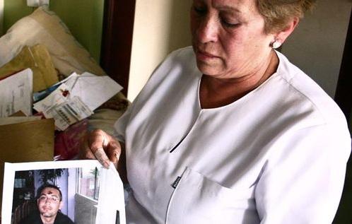 Ana Delina Páez fue la primera de las madres de Soacha en conseguir una condena por la muerte de su hijo Eduardo.