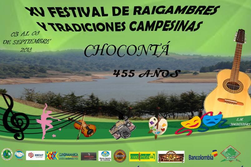 CHOCONTÁ, FESTIVAL DE RAIGAMBRES 3-9 SEPT-018