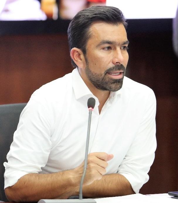Jorge Emilio Rey Ángel, gobernador de Cundinamarca.