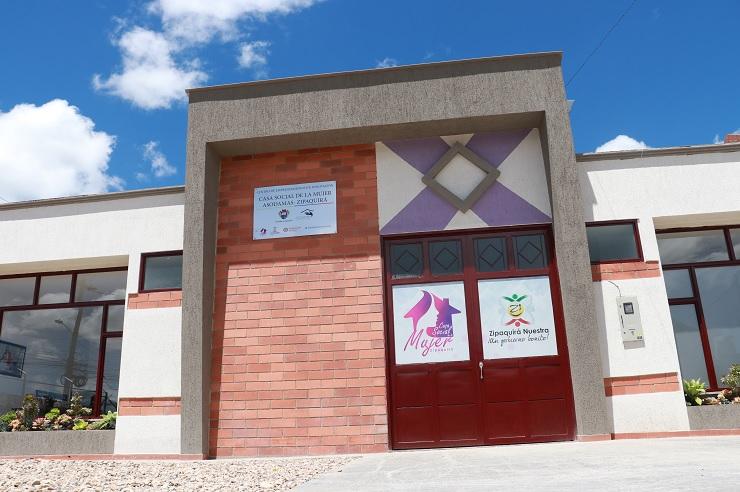 Casa de la Mujer de Zipaquirá