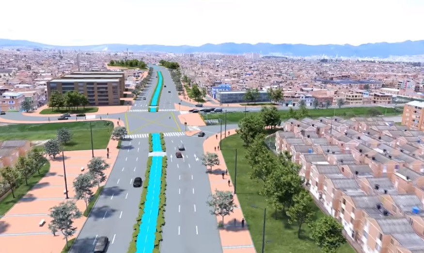 Avenida Alsacia–Tintal 6