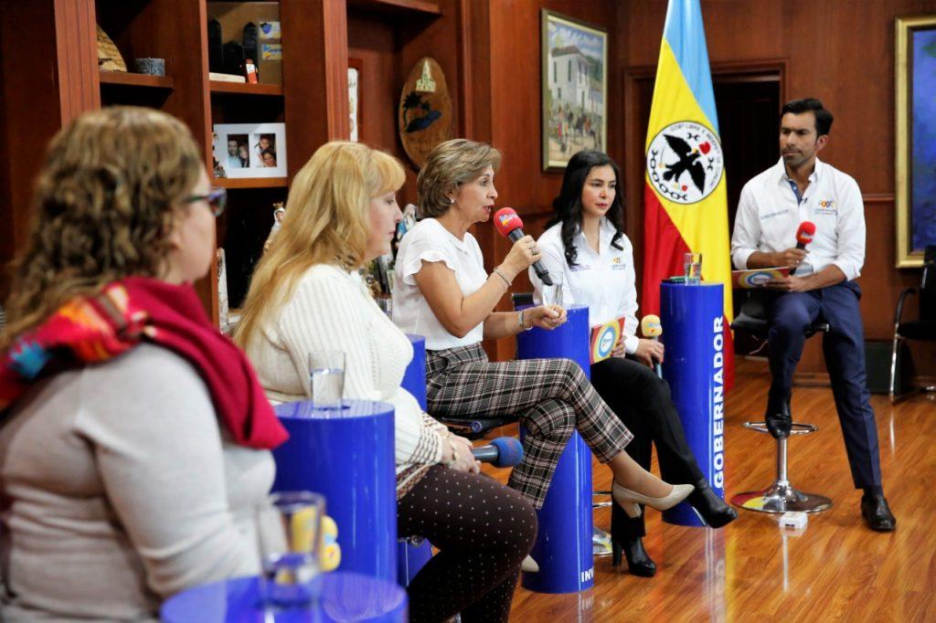 Gobernador en Casa TV 5