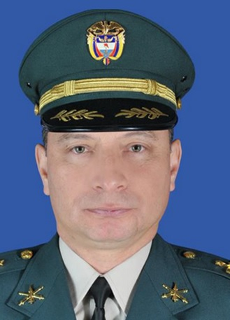 General (r) Miguel Eduardo David Bastidas