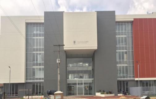 Palacio de Justicia de Soacha