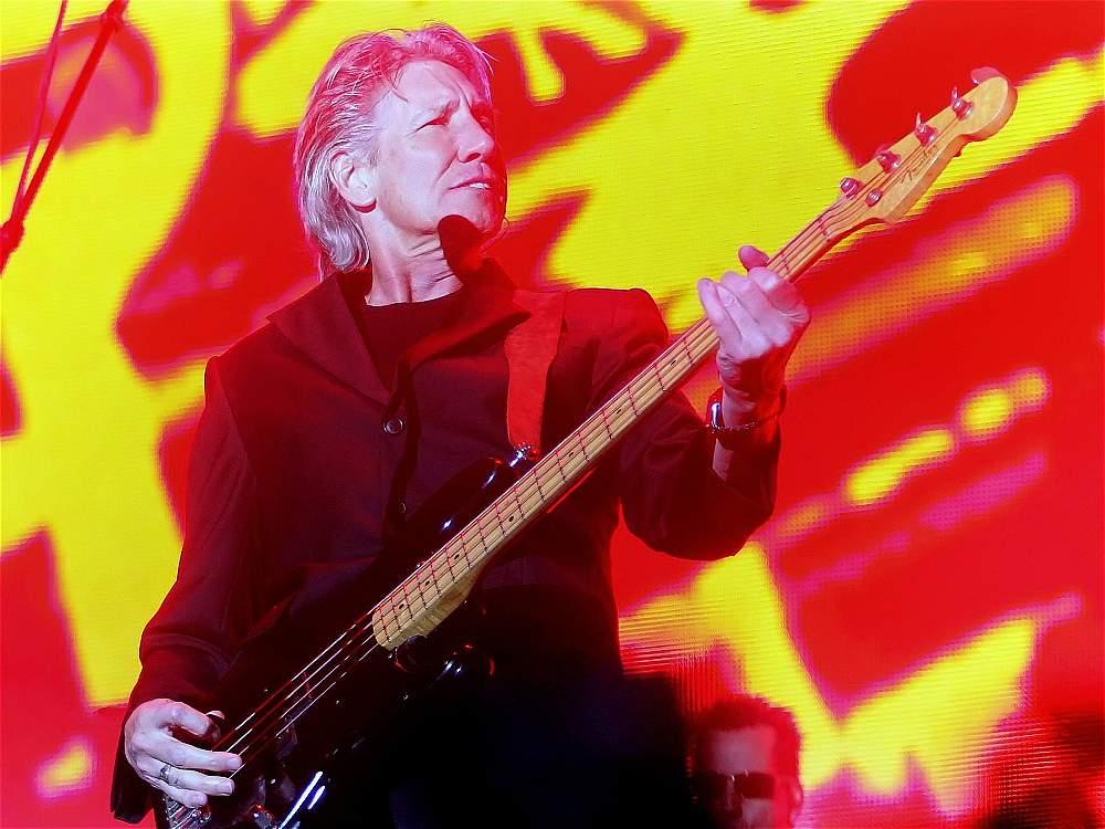 Roger Waters se presentó el 9 de marzo de 2007 en el Parque Simón Bolívar.