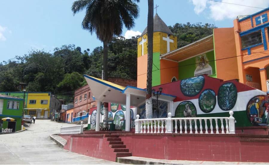 Municipio de Paime